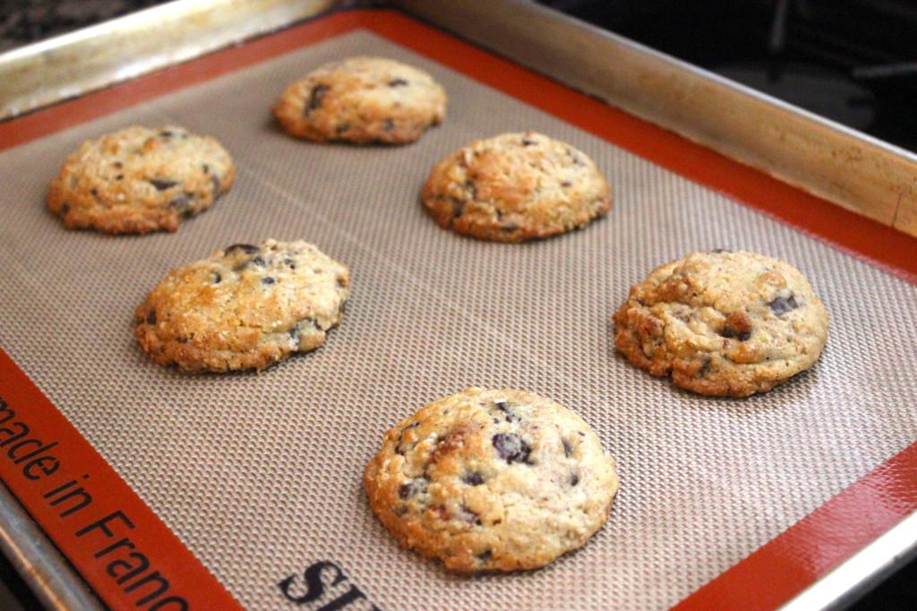 Jolene's Chocolate Oatmeal Cookies
