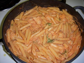 Penne alla Betsy
