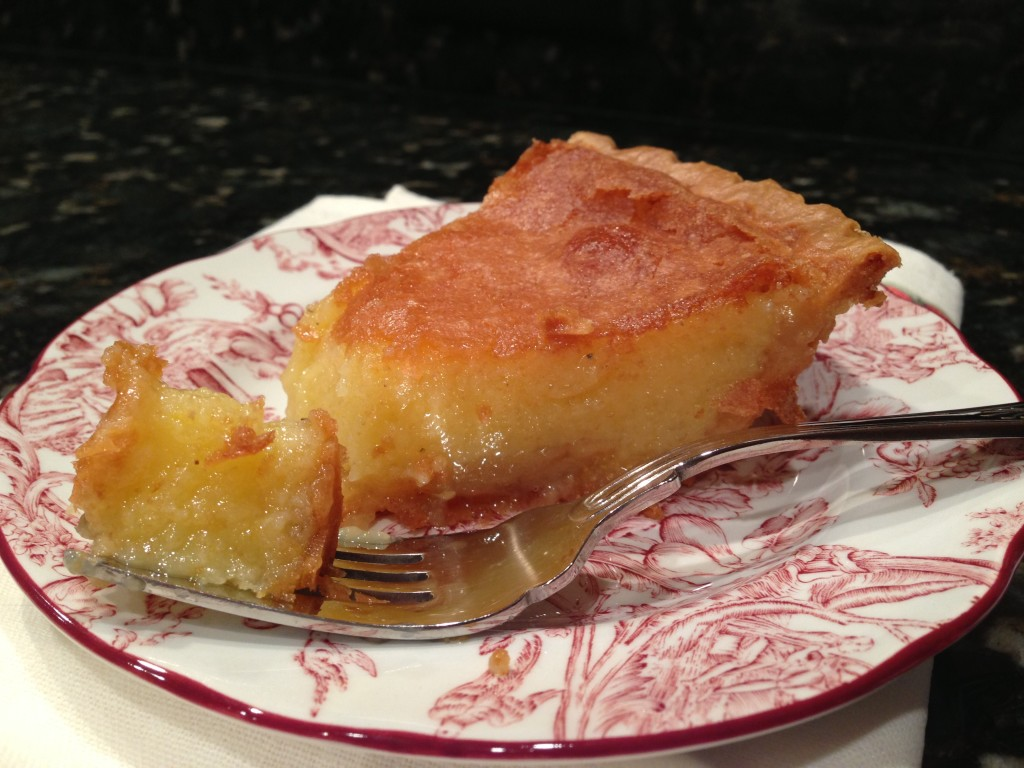 of Matt's all-time favorite pie recipes is Furr's Butter Chess Pie ...