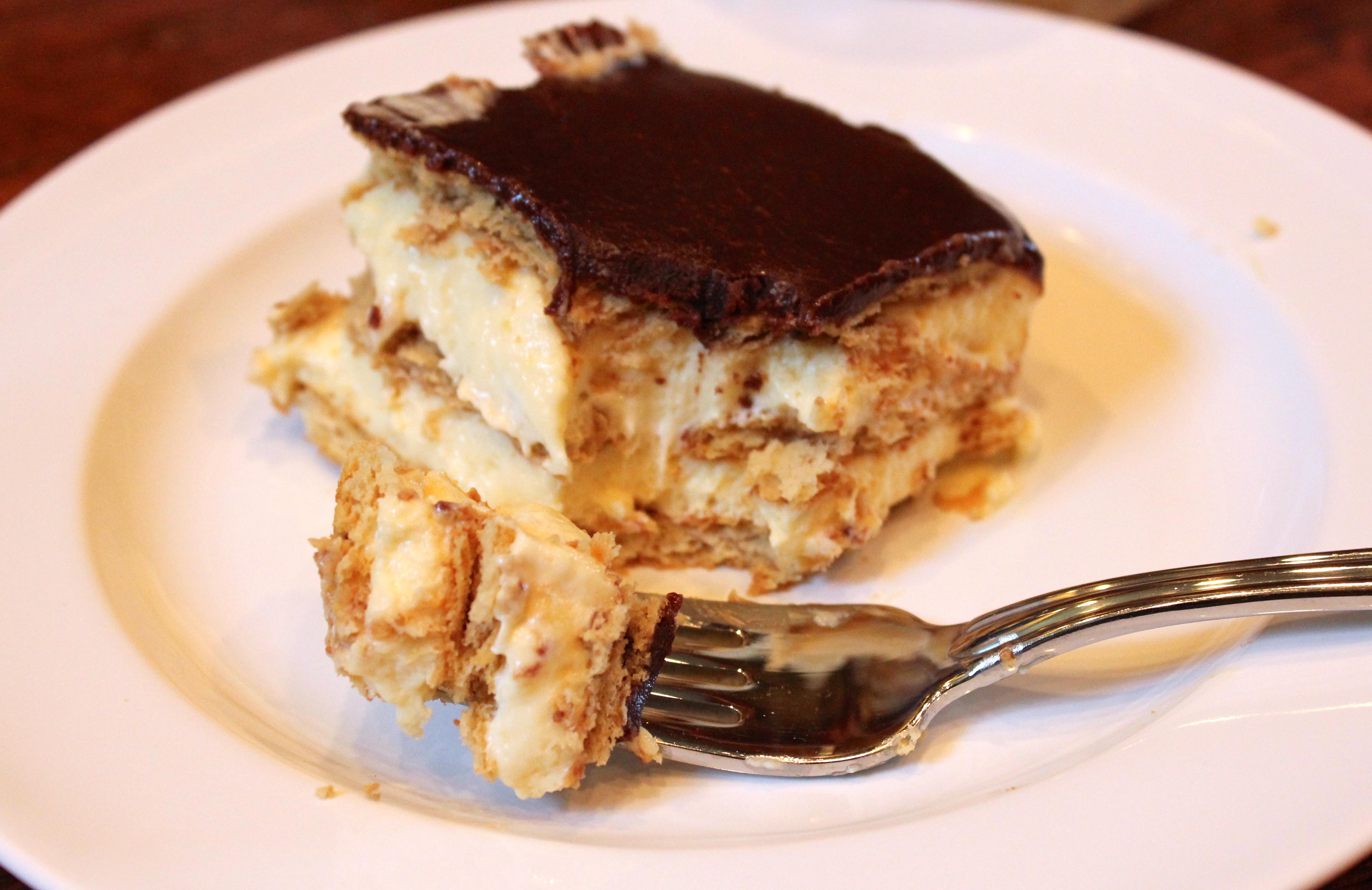Chocolate Eclair Dessert – Dallas Duo Bakes