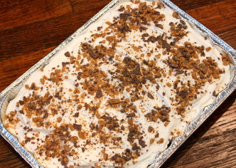 heath bar poke cake