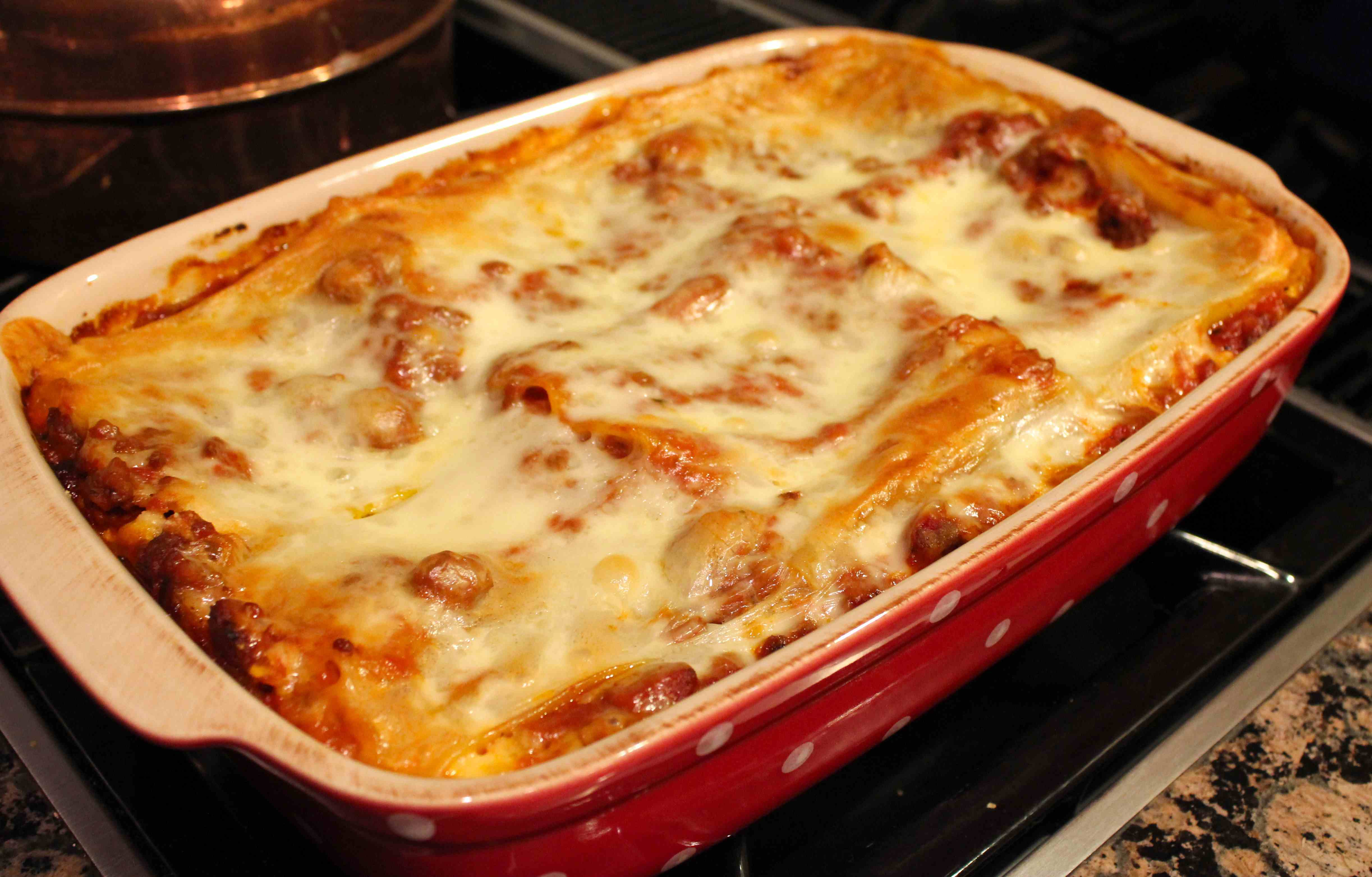 Lasagna Recipe — Dishmaps