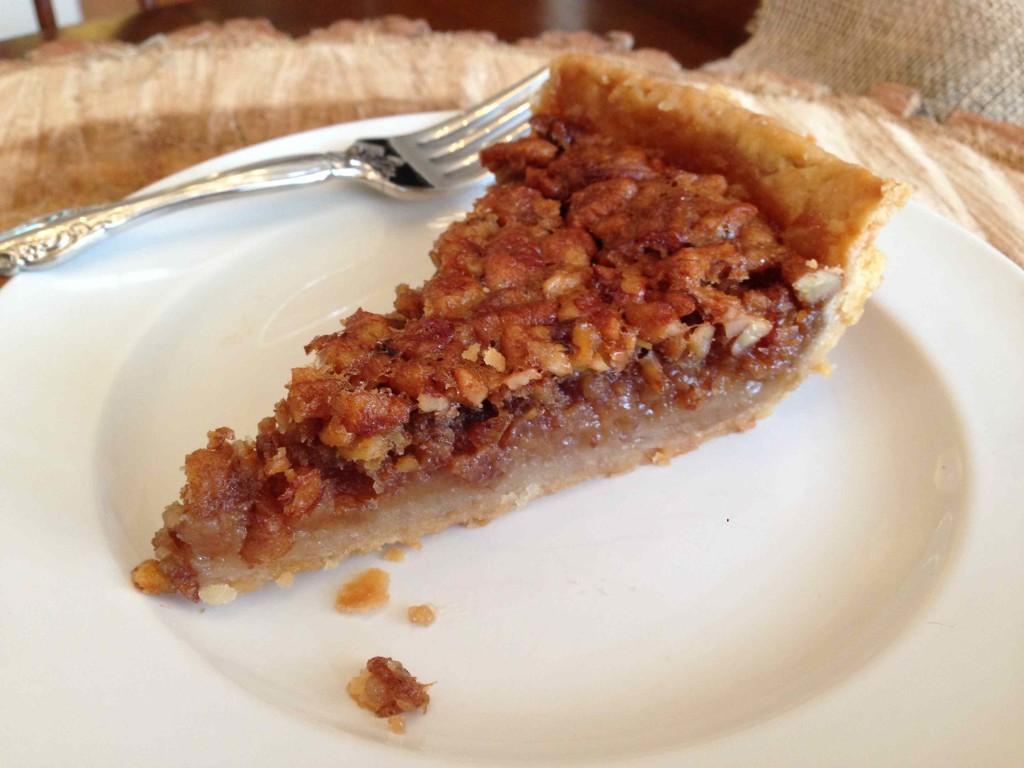 Boog's Pecan Pie