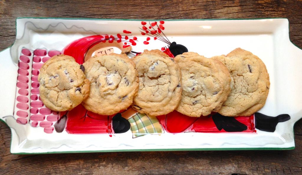 Johnny Luzzini's Killer Chocolate Chip Cookies