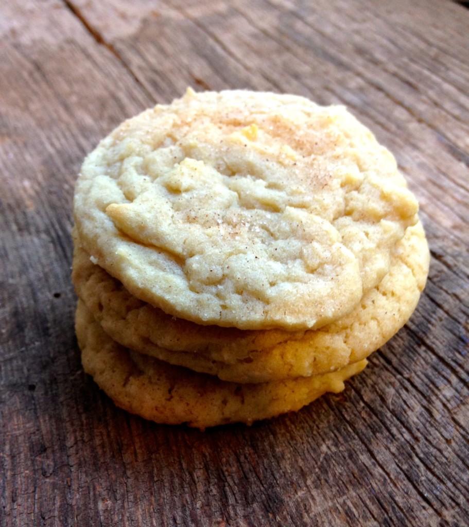 sugar-doodle cookies