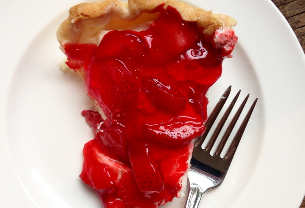 Paula's Strawberry Pie