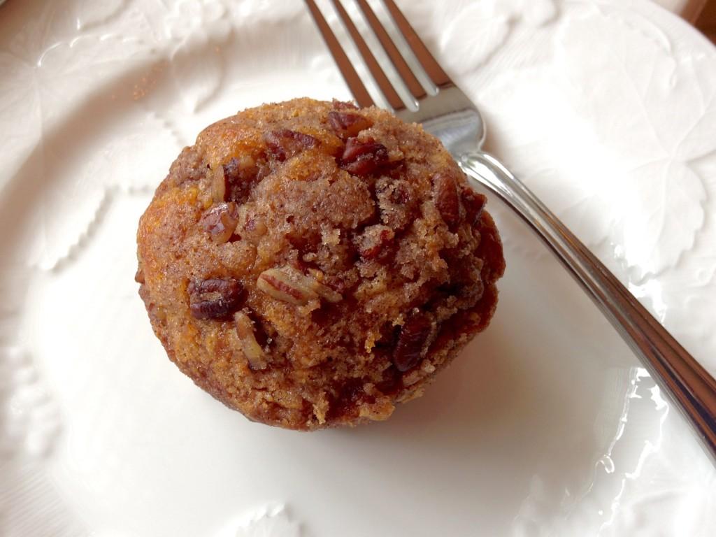 Sarah's pumpkin muffins