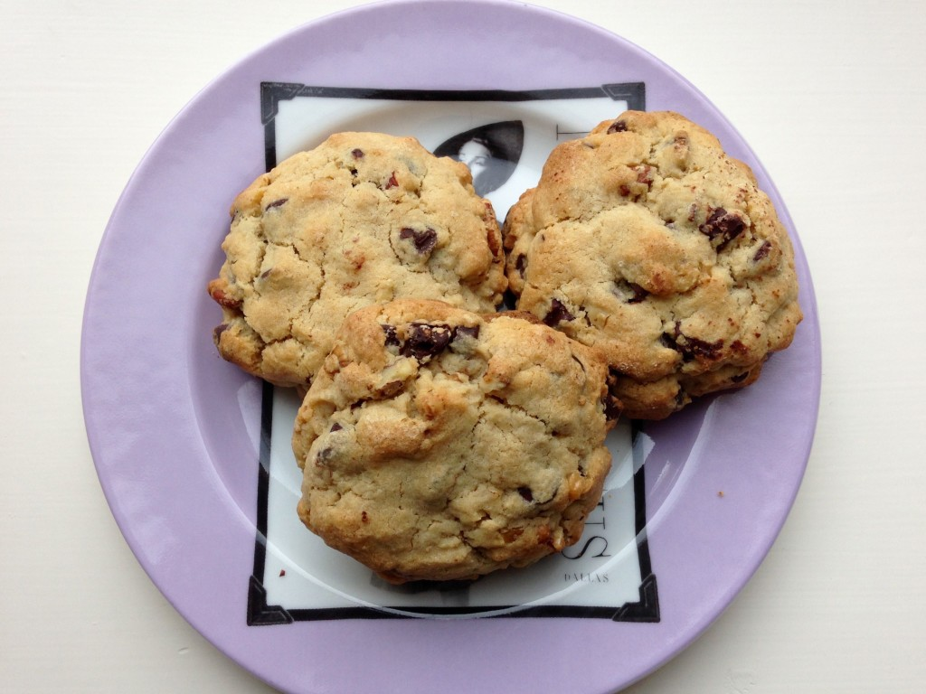 Levain Bakery Chocolate Chunk Cookies